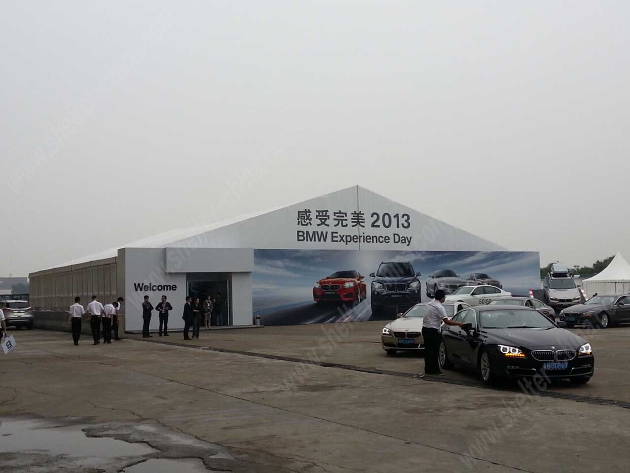 Commercial Exhibition Tent Sale Supplier in Guangzhou