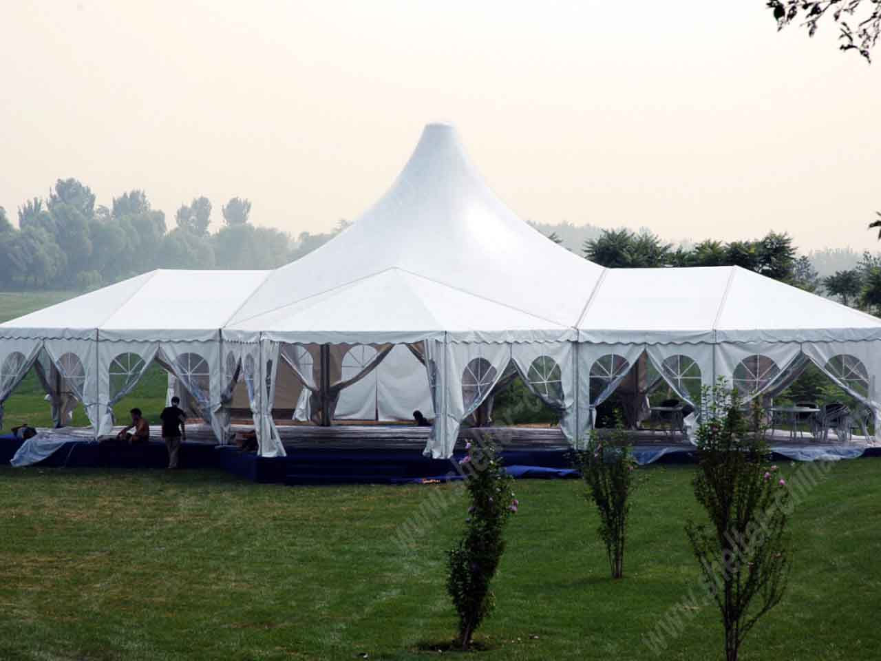 Custom Event Tent Sales for Wedding