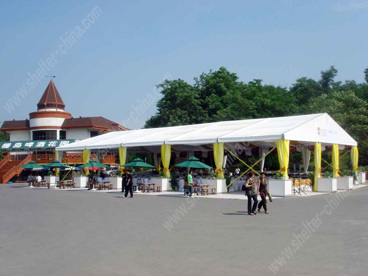 4Seaon Event Tent for Wedding Parties