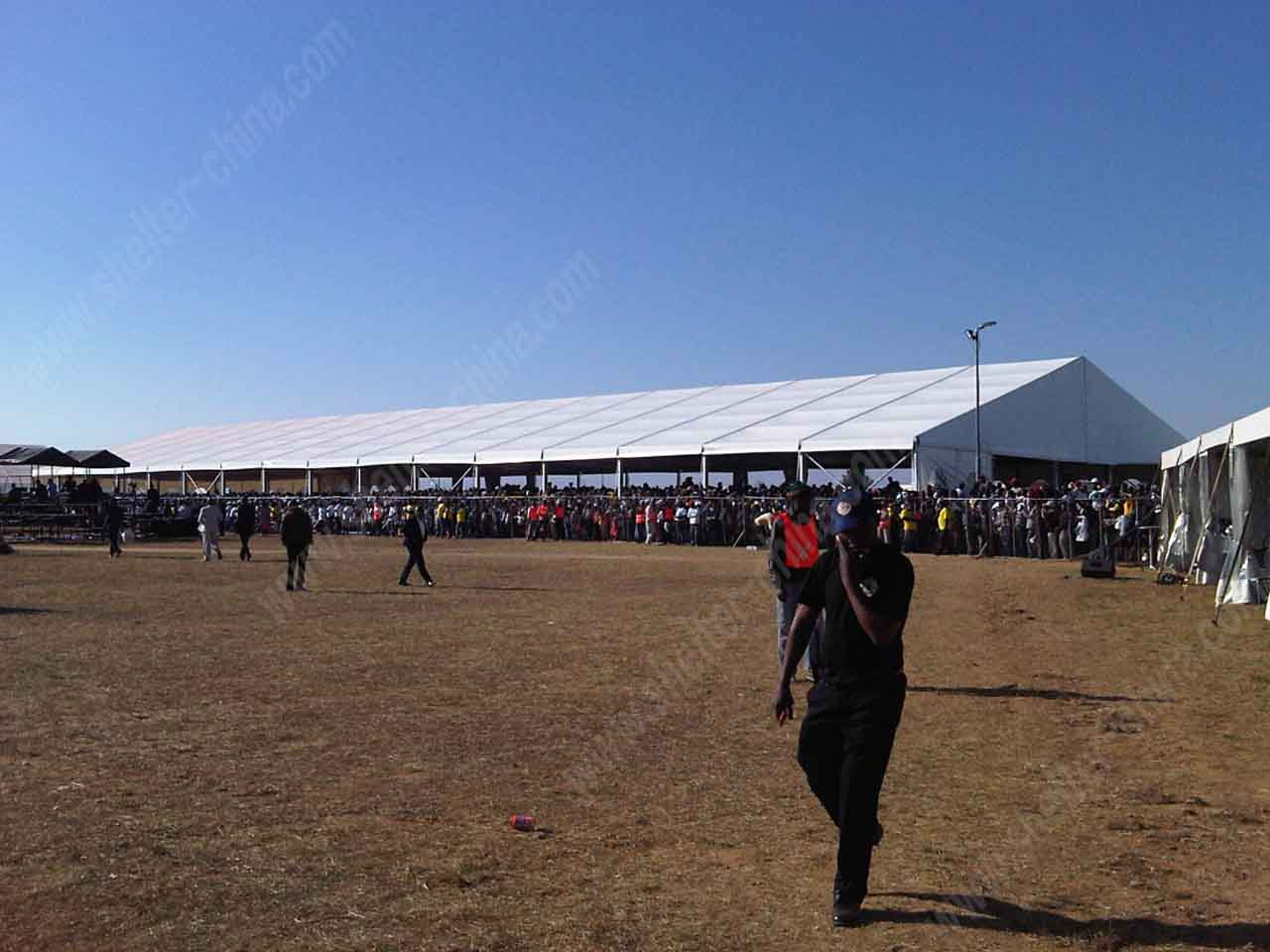 1000 Person Big 20 x 40 Sports Event Tent