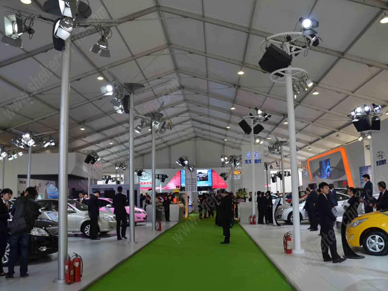 Large 30 x 40 Exhibition Tent Promotion Tent